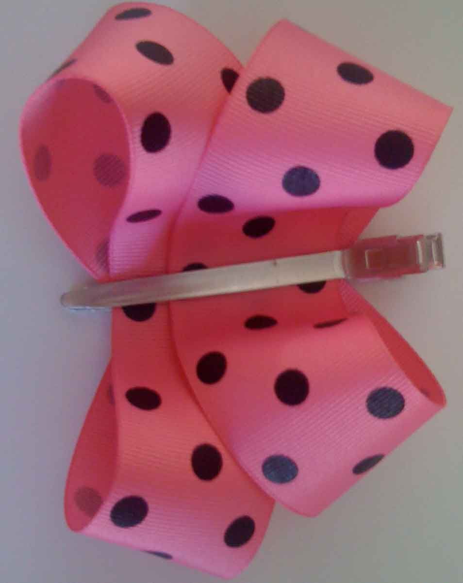 Boutique-Style Hair Bows