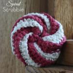 Crochet Dish Scrubbie