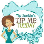 Tip Me Tuesday Button