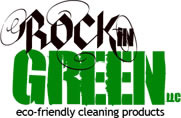 Rockin' Green Logo