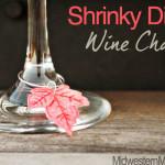 Shrinky Dinks Wine Charm Tutorial