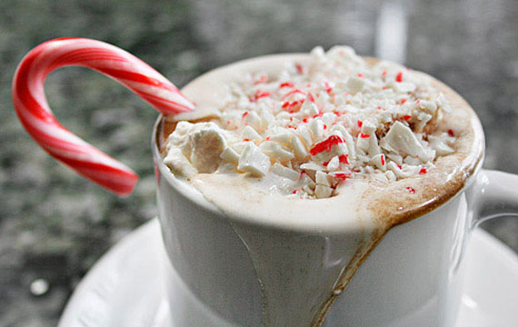 Candy Manor Peppermint Hot Chocolate