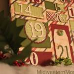 Handmade Christmas Advent Calendar Tutorial
