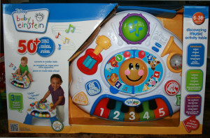 Discovering Music Activity Table in Box