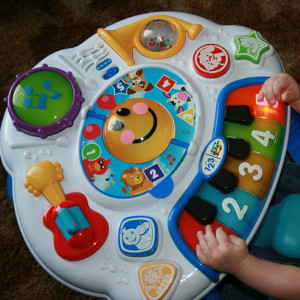 Playing with the Activity Table