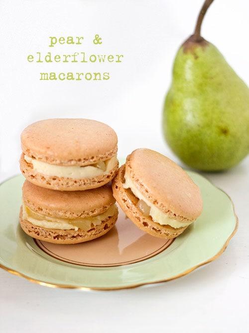 Pear and Elderflower