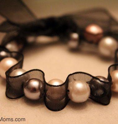 Ribbon Bracelet Craft