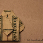 Man's Gift – Get Creative with Giving Cash – Dollar Bill Origami