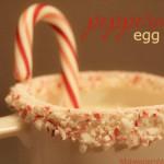 Peppermint Egg Nog Recipe