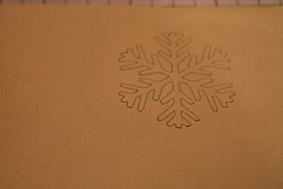 Snowflake Cut