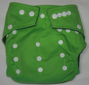 Tender Tushies Bamboo Diaper