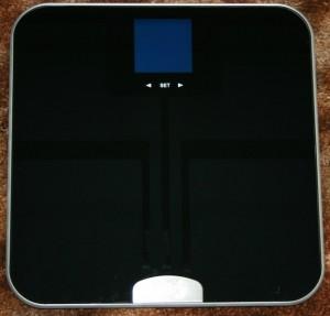 EatSmart Precision Get Fit Digital Body Fat Scale