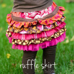 Ruffle Sewing Tutorials