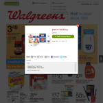 Walgreens On Click