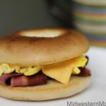 Gluten Free Breakfast Bagels