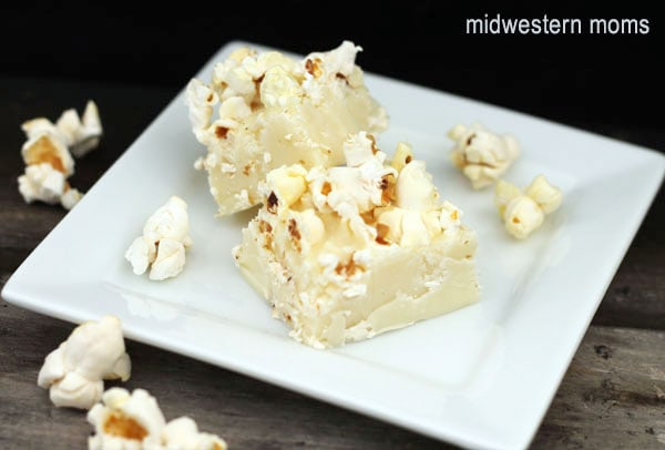 Kettle Corn Fudge Recipe