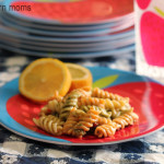 Summer Entertaining: Garden Pasta Salad Recipe