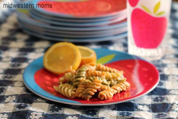 Summer Entertaining: Garden Pasta Salad Recipe