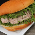 Family Tailgating with KING'S HAWAIIAN®: Smoked Ham Salad Sandwiches