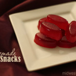 Recipe: Homemade Fruit Snacks
