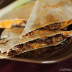Pulled Pork Quesadillas