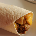 Mango Breakfast Burrito Recipe