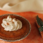Mini Pumpkin Pies with Graham Cracker Crust