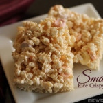 Smarties Rice Crispy Treats #IAmASmartie #cBias