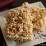 Smarties Rice Crispy Treats #IAmASmartie #cBias