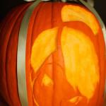 Tinker Bell Pumpkin Carving