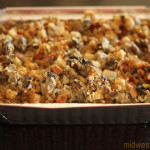Thanksgiving Sides: Easy Oyster Stuffing