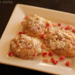 Peppermint Walnut Cookies