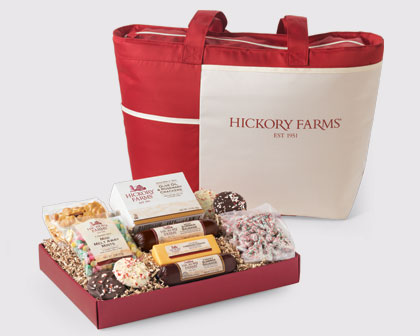 Hickory Farms Picnic Tote