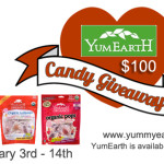 YumEarth Valentine's Day Candy Giveaway