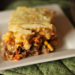 Shepherd's Pie: Velveeta Cheesy Casseroles Dinner Kit
