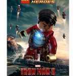 Countdown to Iron Man 3: Lego Posters #IronMan3