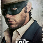 The Lone Ranger – New Posters & Livestream Event #TheLoneRanger