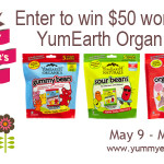 YumEarth Mother's Day Candy Giveaway