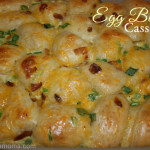 Recipe: Egg Biscuit Casserole