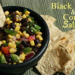 Black Bean and Corn Salsa Recipe – Libby's #DinnerDilemma