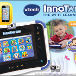 Connect with your child with the VTech #InnoTab3S