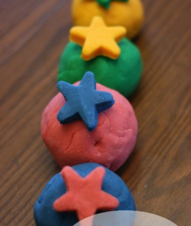 Homemade Play Dough