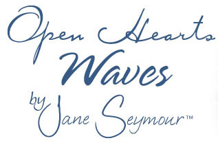 Open Hearts Waves by Jane Seymour