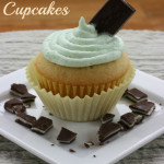Vanilla Mint Cupcakes Recipe