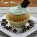 Vanilla Mint Cupcakes Recipe