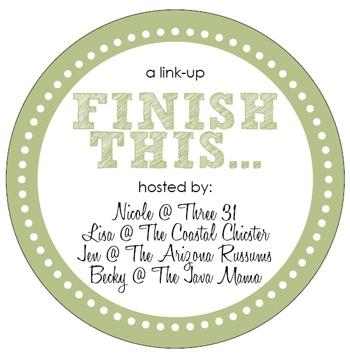 Finish-This