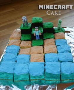 Chocolate Cake Minecraft Food Plus Recipe
