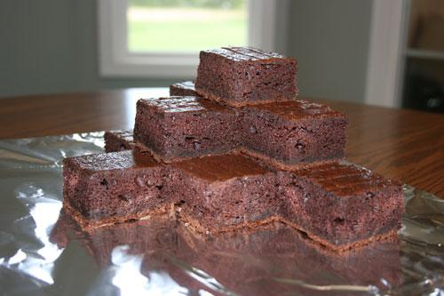 Minecraft Cake Step 3