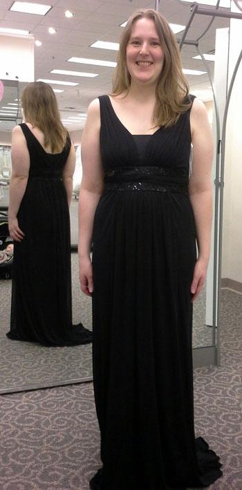 Me Dress Shopping