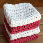 Free Crochet Pattern – Dishcloth